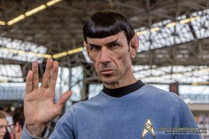 Spock @ Comic Con